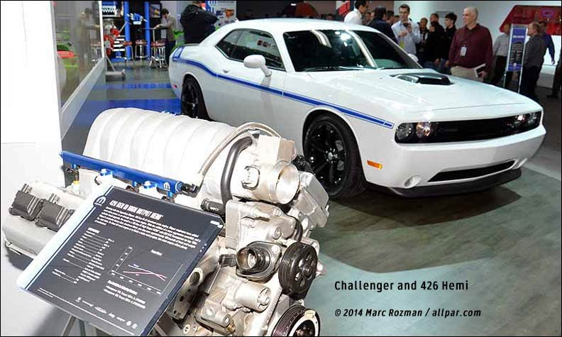 challenger and hemi