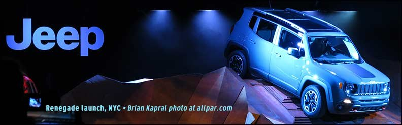 jeep renegade launch