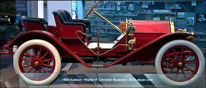 Photo of 1909 Hudson Roadster
