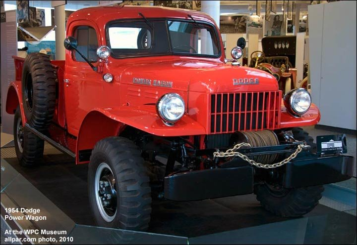 Dodge Power Wagon (1954)