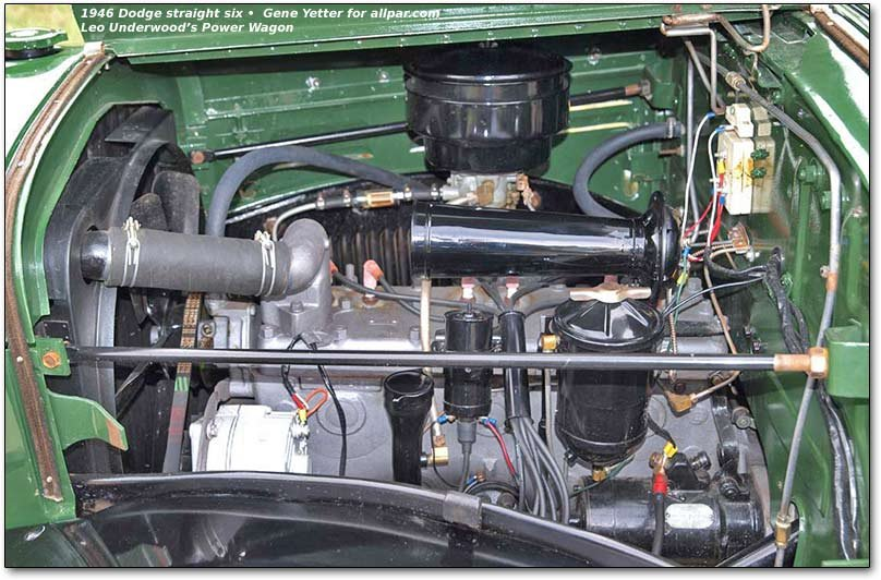 Power Wagon suspension