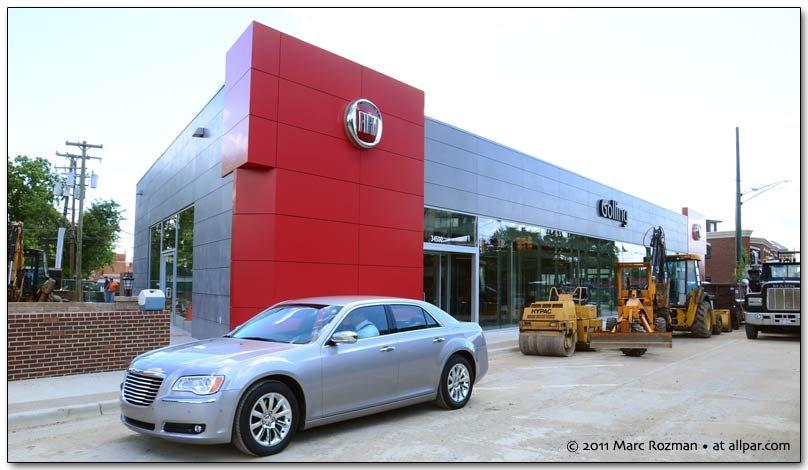 Fiat Studios Dealerships In Detail Golling Fiat - Fiat service