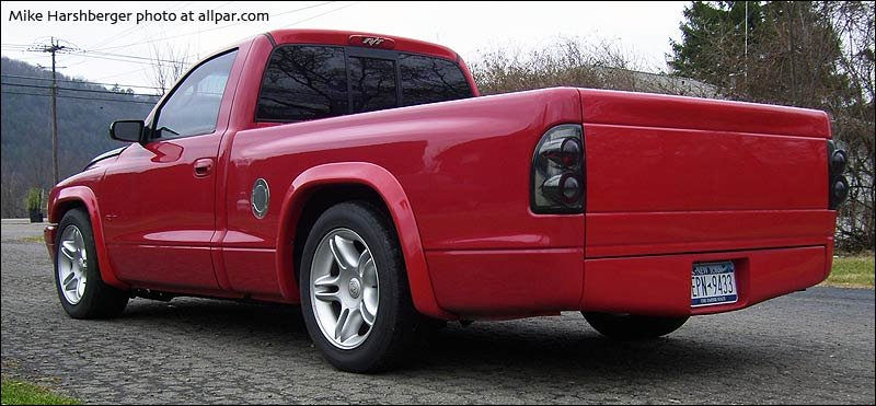 Dodge Rt Truck >> Project Dodge Dakota R/T: January 2014 Car of the Month