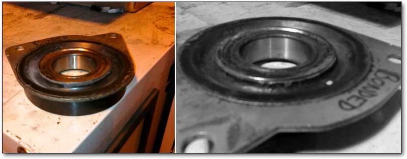 Intermediate shaft bearing wear - R3VLimited Forums