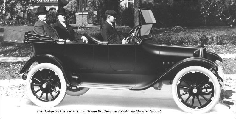 1919 dodge brothers