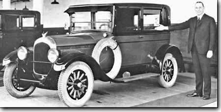 1924 Chrysler Six