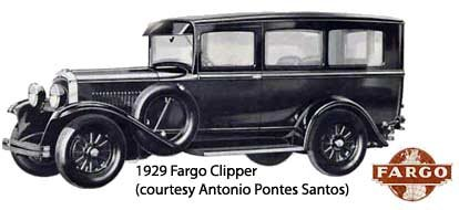 1929 Fargo Clipper