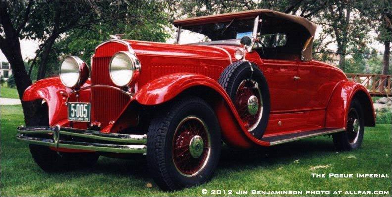 Imperial Car Dealer Essex
