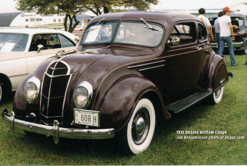 1939 chrysler airflow