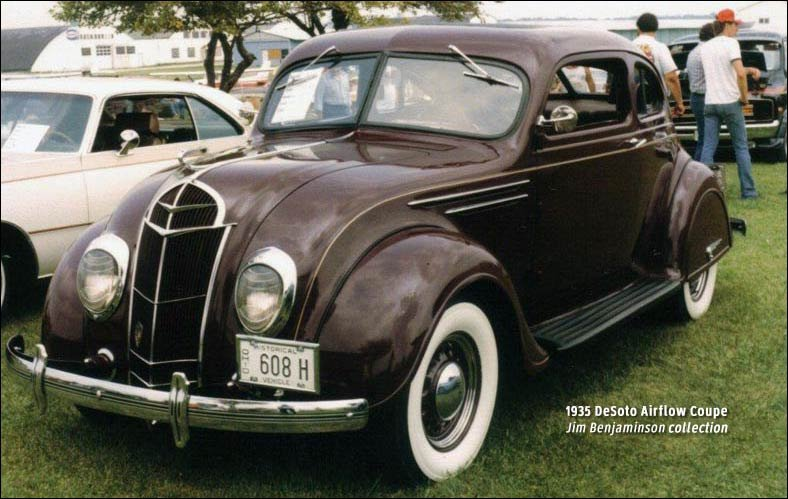1935 Airflow coupe