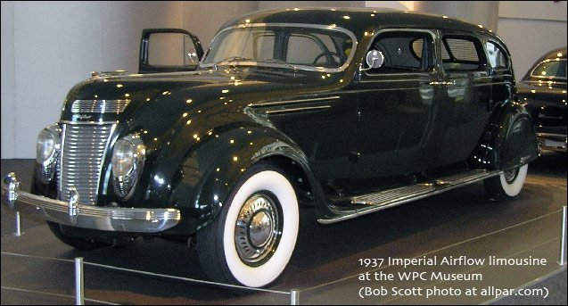 1937 Imperial Airflow