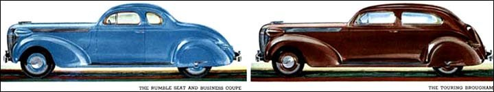 1937 imperial cars
