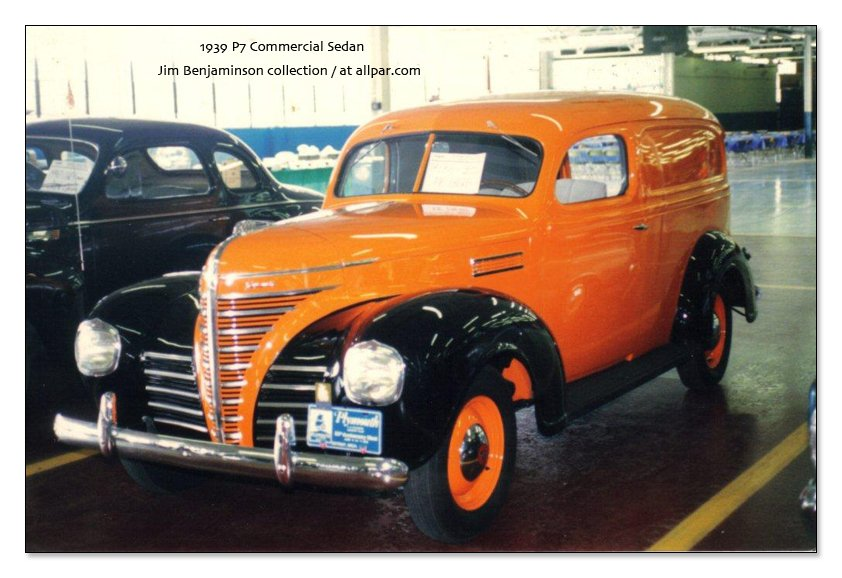 Plymouth Commercial Vehicles Cars Station Wagons And