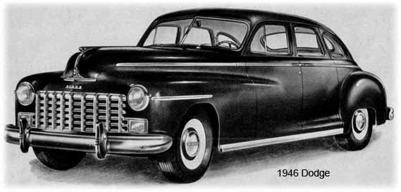 Woodie Gallery: American Woodie Autos 1945 to 1949 - Old Woodies