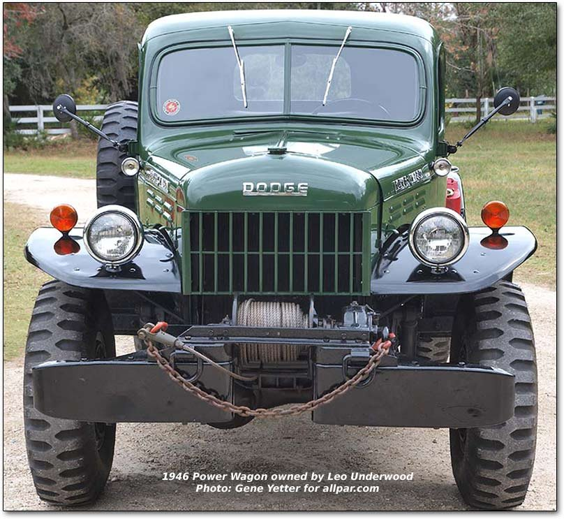 1946 Dodge PowerWagon