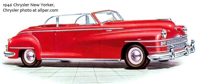 1946 Chrysler New Yorker