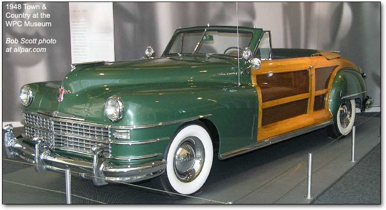 Plymouth 1946 1948 An Incredible Sellers Market