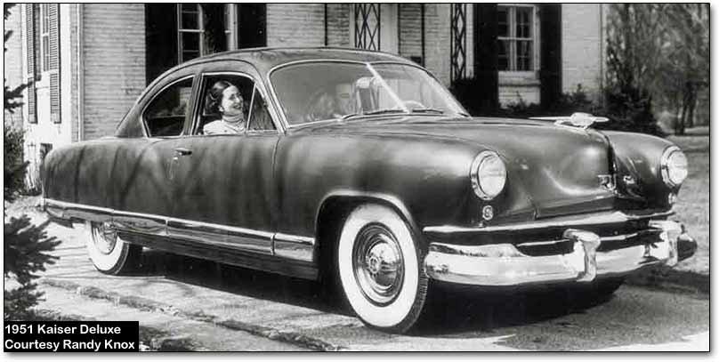 History Of Kaiser Cars 1947 1955