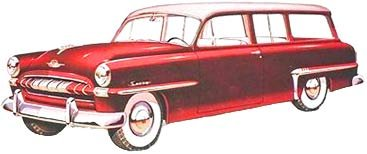 1953 plymouth cars