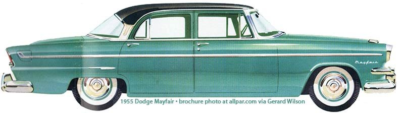 1955 Dodge Mayfair