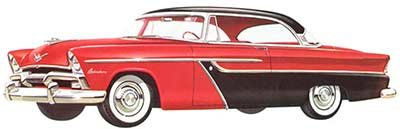1955 plymouth cars