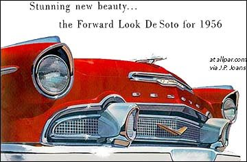 1956 desoto forward look