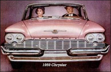 1959 Chrysler