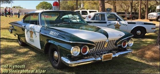 History Of Mopar Squads Chrysler Plymouth And Dodge Police Cars
