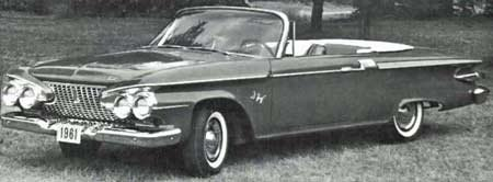 1961 Fury