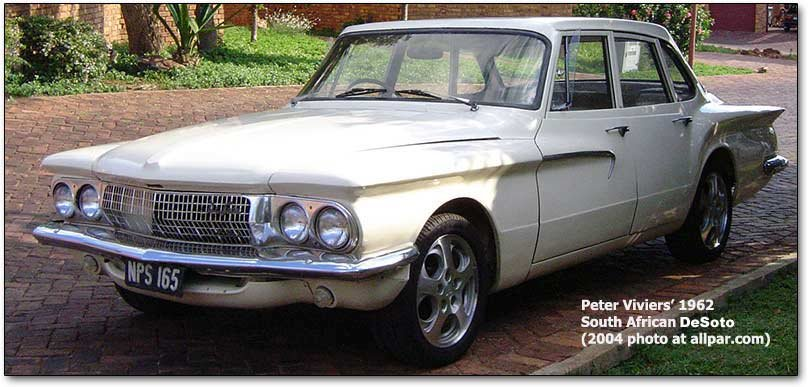 1962 south african valiant