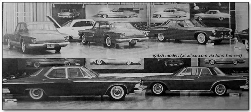 right and left 1962 Dodge Dart door emblems