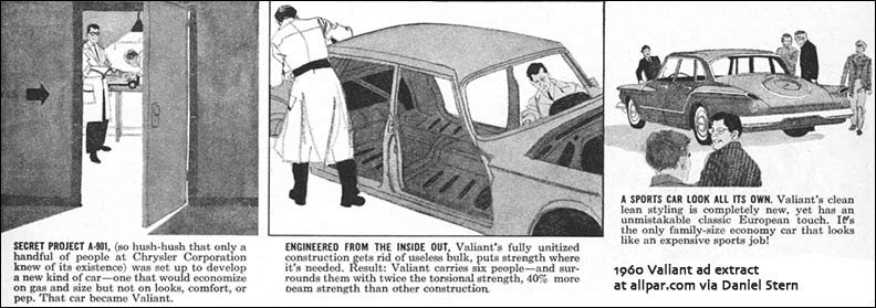 1964 valiant face