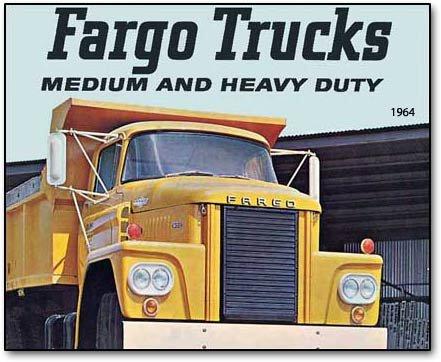 1964 Fargo trucks