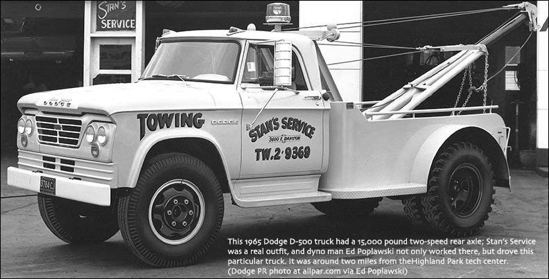 1967 dodge truck power steering