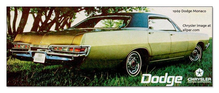 Chrysler C Bodies The Big Guys