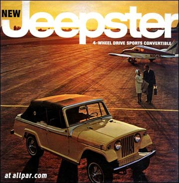 1966 Jeepster
