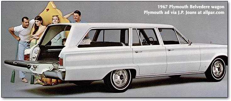 1967 plymouth belvedere car