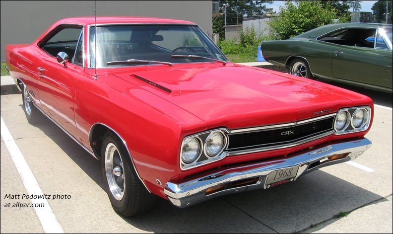 1967 1974 plymouth gtx msucle cars all the trimmings 1968 plymouth gtx