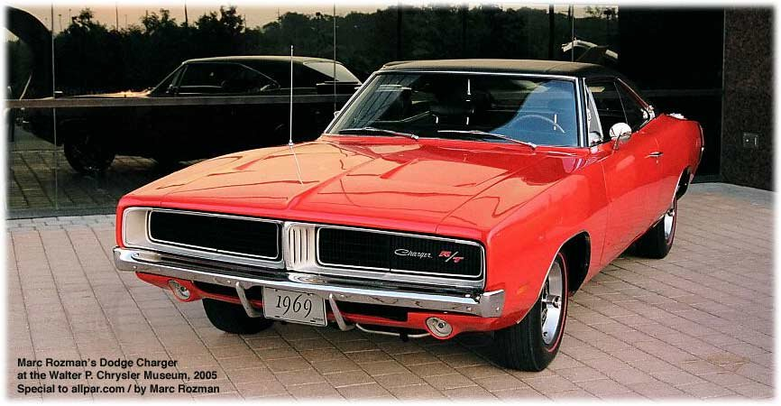 1969 Dodge Charger photos