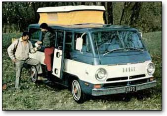 1970 dodge a100 conversion van