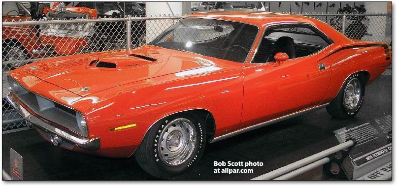 1970 74 Plymouth The Muscle Cars