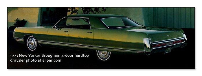 1946-1975 Chrysler New Yorker