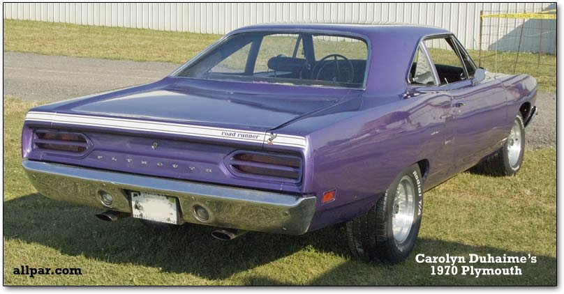 the legendary plymouth road runner and dodge super bee rh allpar com