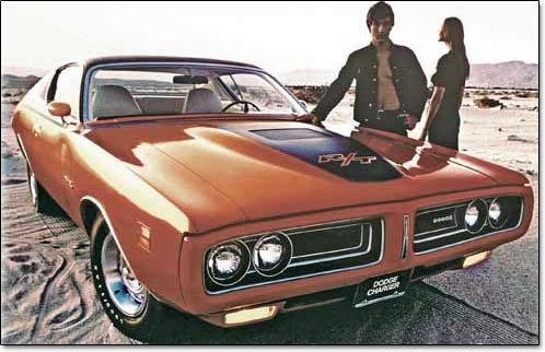 dodge charger pictures - 1971 R/T
