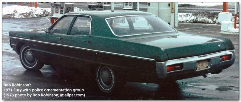 Retired Police Cars For Sale >> 1971 Dodge police cars: Dodge Coronet and Polara