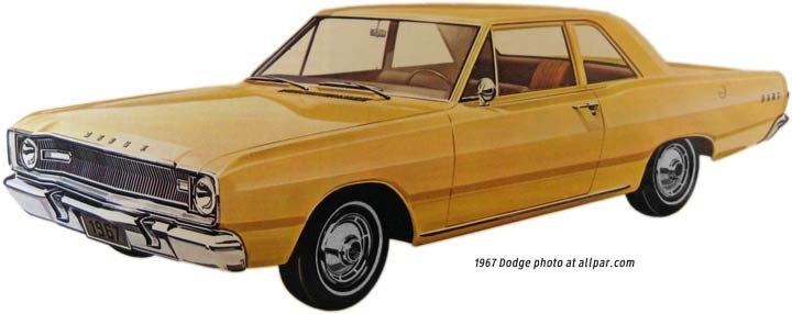 1967 1968 1969 1970 1971 1972 1973 CAR COVER Plymouth Valiant 2-Door