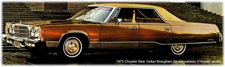 1974 1978 chrysler new yorker brougham imperial cars in. Black Bedroom Furniture Sets. Home Design Ideas