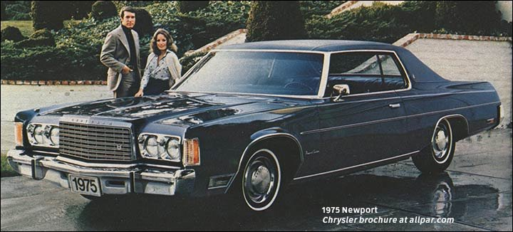 1975 Chrysler Newport