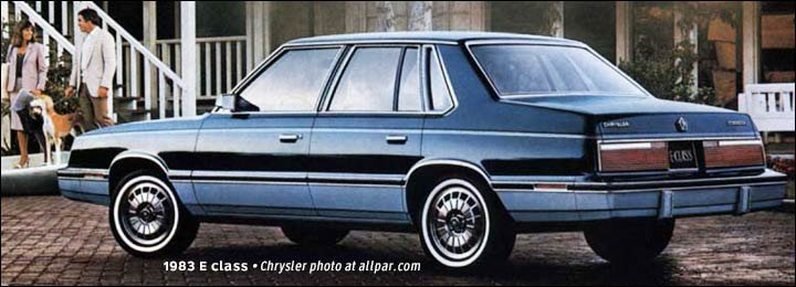 The E Cl Came With A Standard 2 Liter Four Cylinder Electronic Feedback Carburetor And Three Sd Automatic In 1983 Fuel Economy Was 24 City