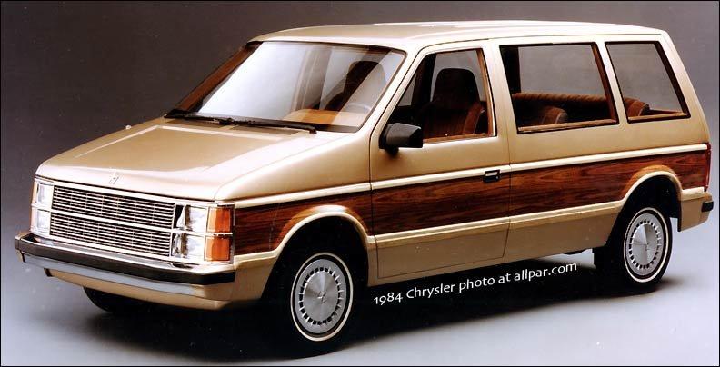 1984 Minivans